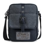 Men's Messenger Bag | Lois | ARS93826-01 | black color