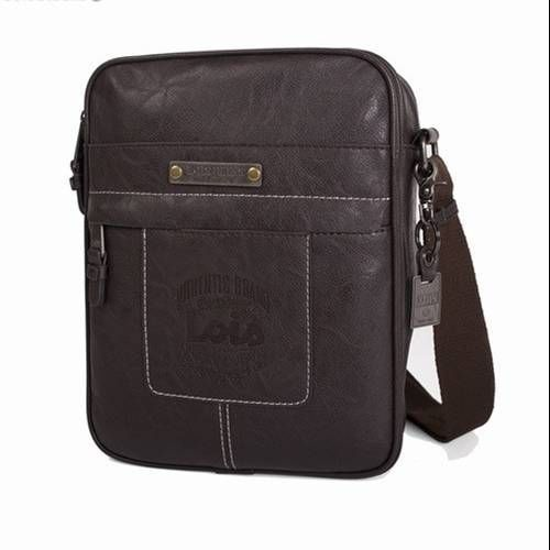 Man skuldertaske | Lois | Brown ARS21726-02