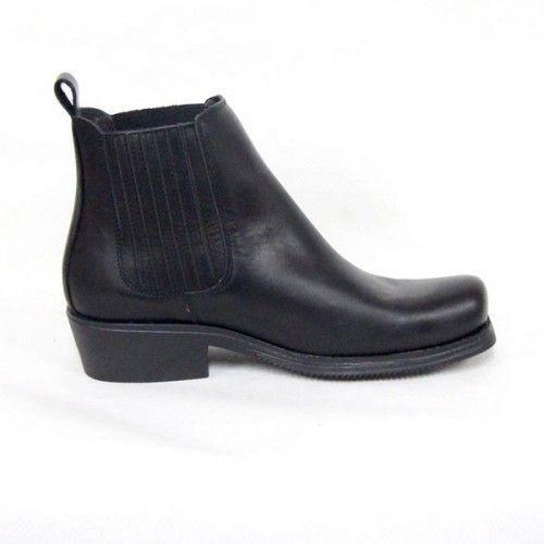 gran venta super popular precio razonable Boots Moteras Men | Johnny Bulls Original 4818 black