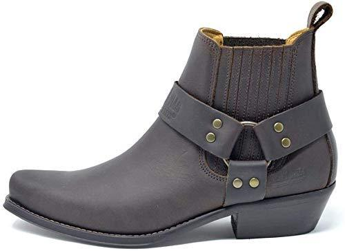 Man Biker Stiefel | 4709 Original Johnny Bulls braun
