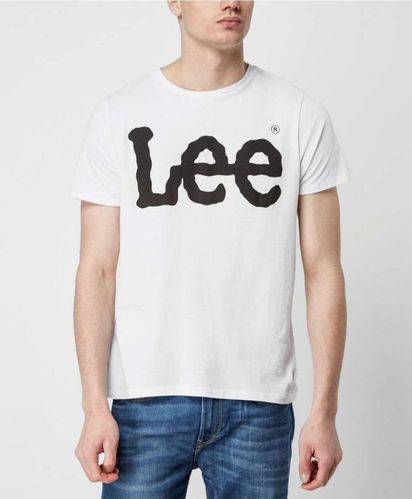 Lee Men's T-shirt | L64CAI12 | Blanca