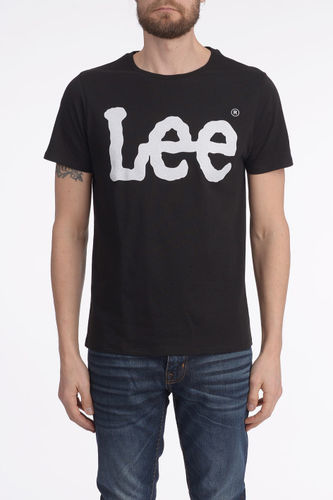 Lee Men's T-shirt | L64CAI01 | Black