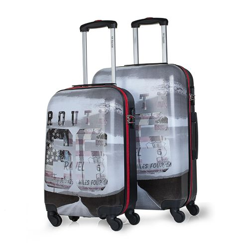 Set Trolleys 50/60cm | Route66 | R61000-01 negro