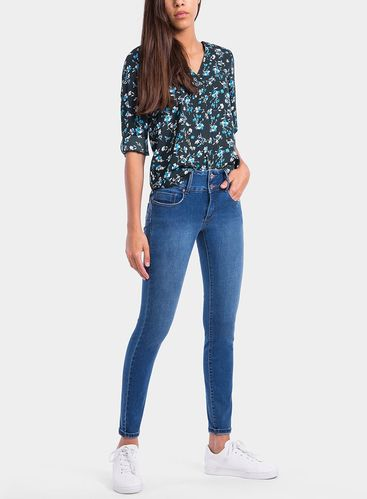 Jeans slim Mujer | Tiffosi | 10023665 | Push Up Doble