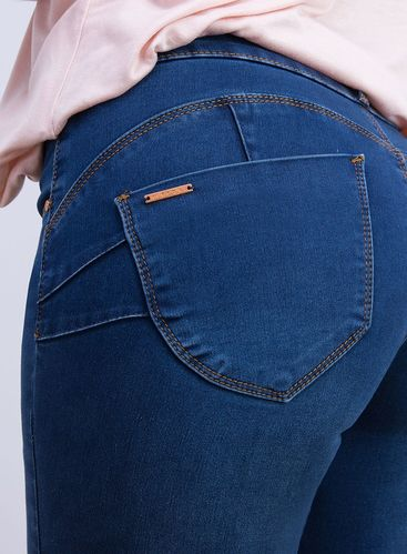 Jeans slim Mujer | Tiffosi | 10010093 | Push Up Doble