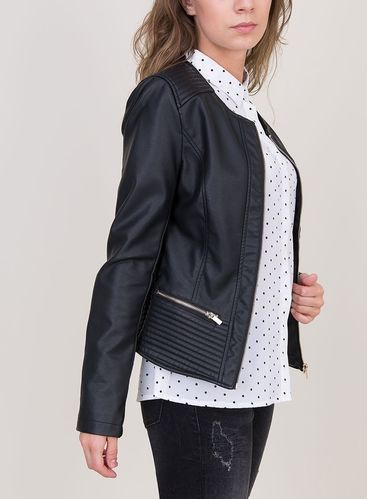 Women's Jacket | Tiffosi | 10018805 | black