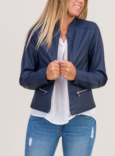 Women's Jacket | Tiffosi | 10018805 | blue