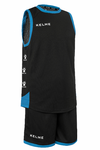 Kelme | Basketball baggage | 80803 | black / blue