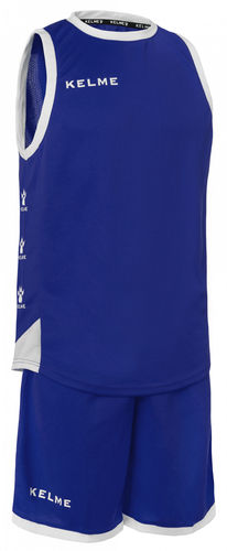 Kelme | Equipaje Baloncesto | 80803 | royal / blanco