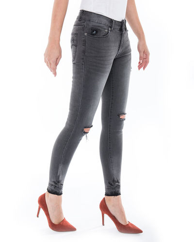 Jeans pitillo mujer | Lois | C/498R/282321064