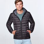Man padded jacket | Color black | (RA5090)