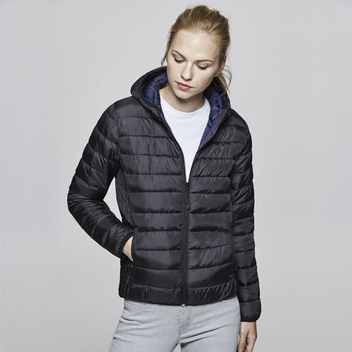 Padded jacket Women | Color black | (RA5091)
