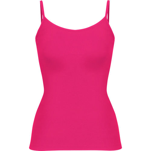 Women's thin tank top | Pink color | CA6552