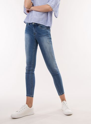Jeans slim Mujer | Tiffosi | 10022614 Light Push Up 23