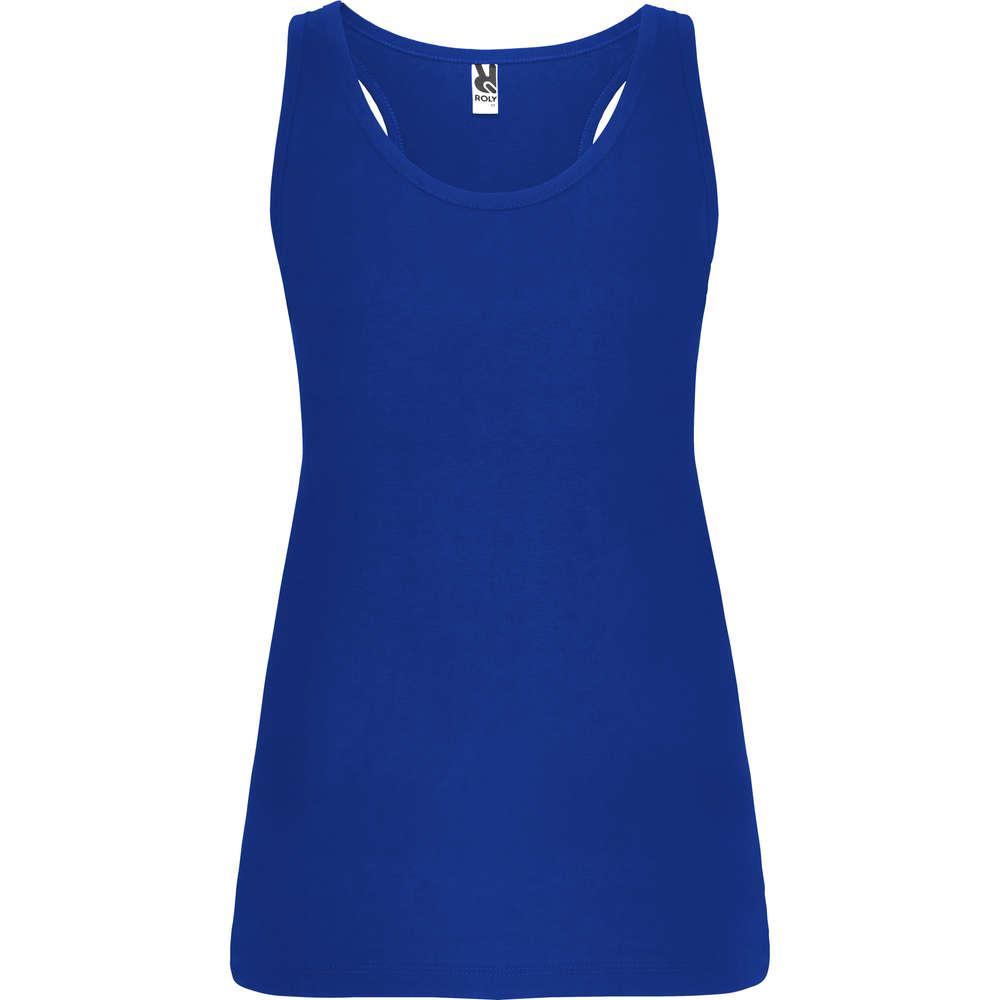 90d84c1c96e4 Kvinnors sporttröja | CA6535 | elektrisk blå färg | sportkläder