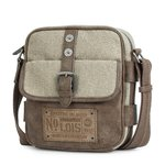 Men's Messenger Bag | Lois | ARS93821-02 | Brown color