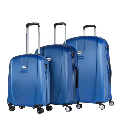 Maletas | Set Trolleys | Jaslen | 56500-02 azul