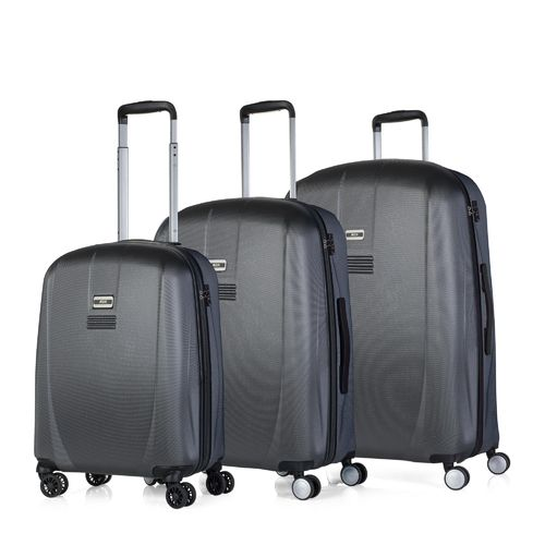 Maletas | Set Trolleys | Jaslen | 56500-01 antracita