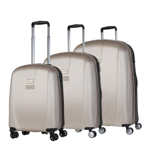 Maletas | Set Trolleys | Jaslen | 56500-04 dorado