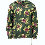 Windbreaker Woman | London CV5100 | Floral green 192