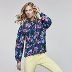 Windbreaker Woman | London CV5100 | Floral Navy 190