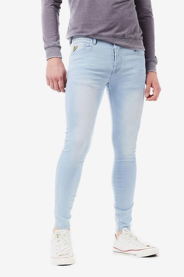 Pantalon Vaquero Pitillo Hombre Lois 12 Bestshopping Es
