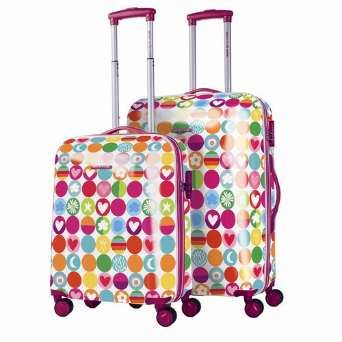 Suitcases | Set Trolleys | Agatha Ruiz Of The Prada |