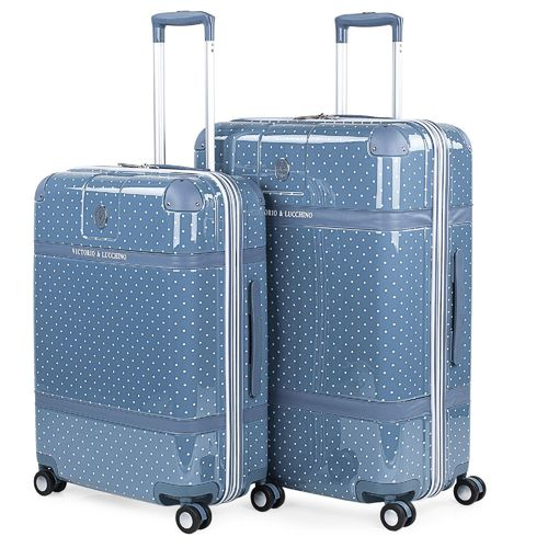 Set Trolleys 50/60 cm | Victorio y Lucchino | 80100 azul
