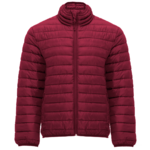 Men's padded jacket | Garnet color | (RA5094)