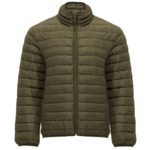 Men's padded jacket | Military green color | (RA5094)