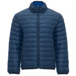 Men's padded jacket | Navy blue color | (RA5094)