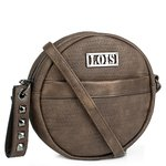 Woman shoulder bag | Lois | 304884 | Brown color