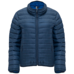 Women's padded jacket | Navy blue color | (RA5095)