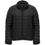 Women's padded jacket | Black color | (RA5095)