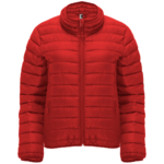 Women's padded jacket | Red color | (RA5095)