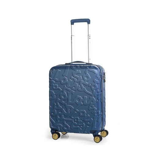 Cabin suitcase | 50cm trolley | Lois 171150-01 | blue