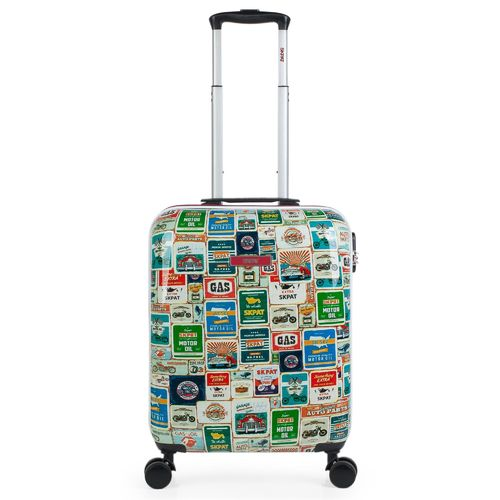 Cabin suitcase | 50cm trolley | Skpat 130550-01 | Black