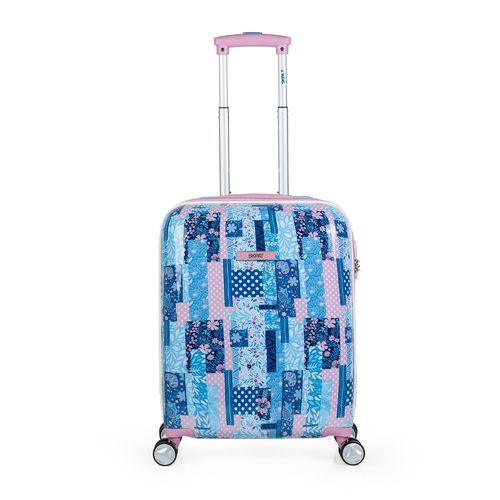 Cabin suitcase | 50cm trolley | Skpat 130050-01 | blue