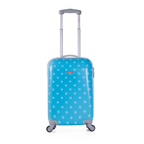 Cabin suitcase | 50cm trolley | Skpat 66450-01 | Turquoise