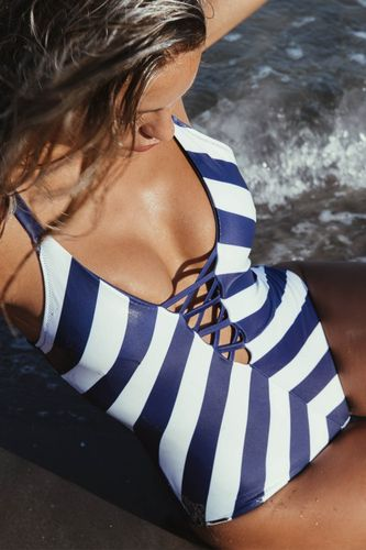 Swimsuit Woman | Nice | marine color