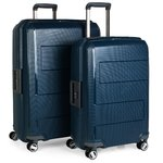 Maletas | Set Trolleys | Jaslen | 161100-01 marino