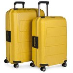 Maletas | Set Trolleys | Jaslen | 161100-03 mostaza