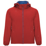Soft Shell Man | Siberia SS6428 | Red