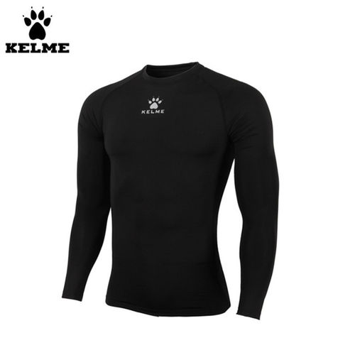 Camiseta Térmica |  Manga Larga | Kelme | Thermical | negra