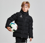 Chaqueta Parka | Kelme | Junior | New Street | color negro