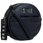 Woman shoulder bag | Lois | 304884 | black color