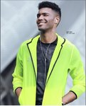 Sports raincoat | Kelme | Rain Jacket Classic | lime