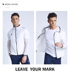 Sports raincoat | Kelme | Rain Jacket Classic | White