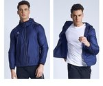 Sports raincoat | Kelme | Rain Jacket Classic | Marine