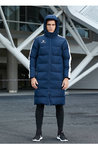 Long parka | Kelme | Senior | New Street | navy / white